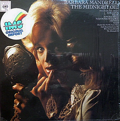 Barbara Mandrell LP