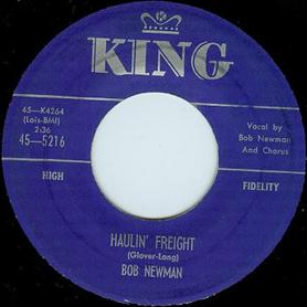 Bob Newman 45b