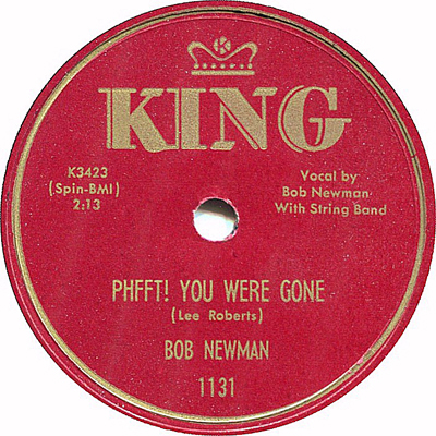 Bob Newman 78-aa
