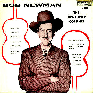 Bob Newman - Audio Lab LP