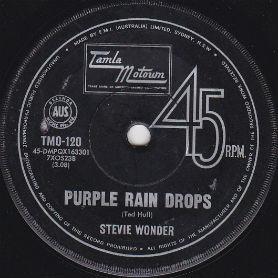 Stevie Wonder 45-Australia