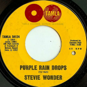 Stevie Wonder 45-US