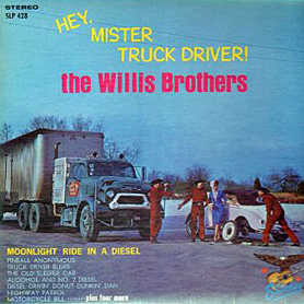 Willis Brothers LP-bb