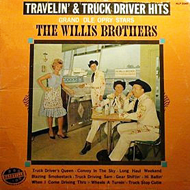 Willis Brothers LP-cc