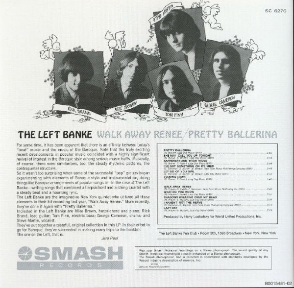 Left Banke LP
