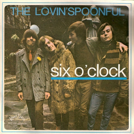 Lovin Spoonful 45 France-EP