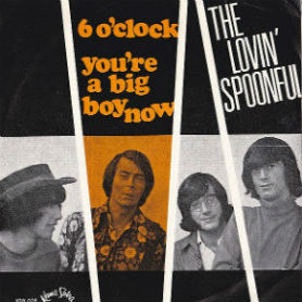 Lovin Spoonful 45 Norway-x