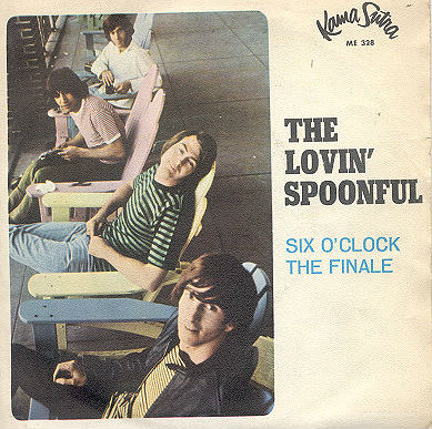 Lovin Spoonful 45 Spain