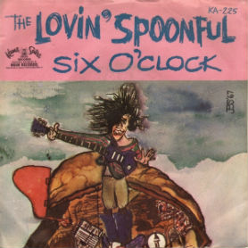 Lovin Spoonful 45 US-a