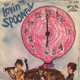 Lovin Spoonful 45 US-b