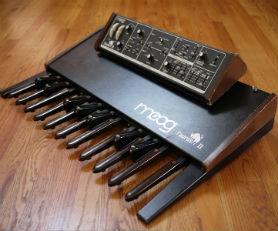Moog Taurus Bass Pedals