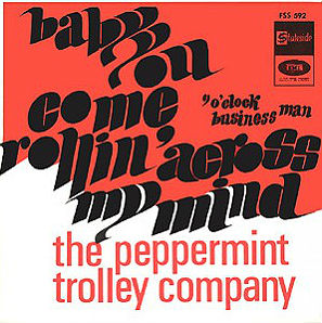 Peppermint Trolley 45-b