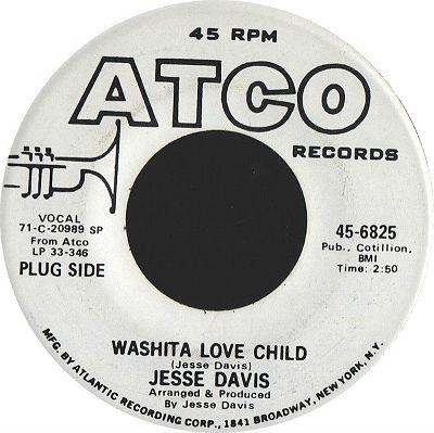 Jesse Ed Davis 45-a