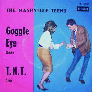 Nashville Teens 45-ccc
