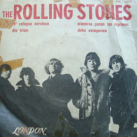 Rolling Stones 45-Uruguay-a