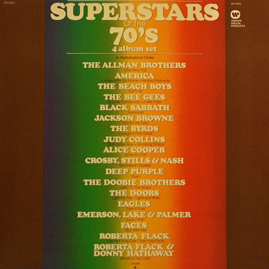 Superstars of the 70s-a
