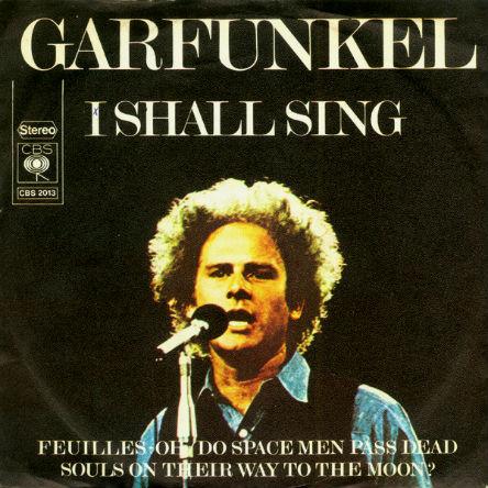 Van Morrison - Art Garfunkel 45-a