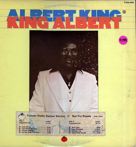 Albert King LP-a