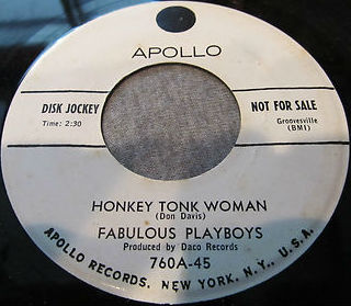 Fabulous Playboys 45-a