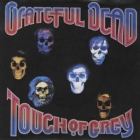 Grateful Dead 45-US-e-promo