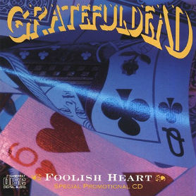 Grateful Dead 45-US-heart