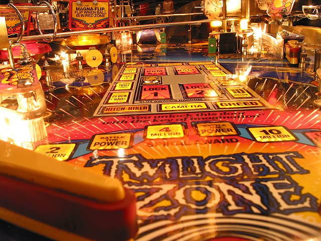 Grateful Dead (not) Twilight Zone pinball