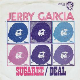 Jerry Garcia 45-a