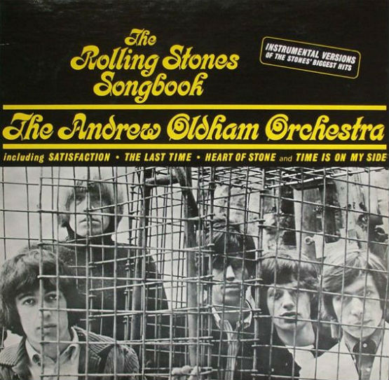Rolling Stone imposter-Andrew Oldham Orch