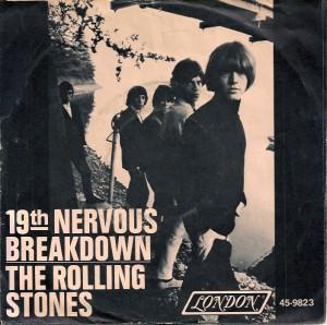 Rolling Stones 45-b