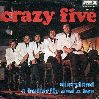 Crazy Five 45-aa