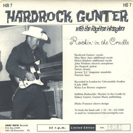 Hardrock Gunter LP