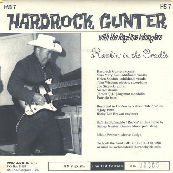 Hardrock Gunter LP