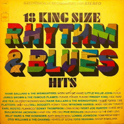 King Size Rhythm & Blues Hits - french vanilla cover