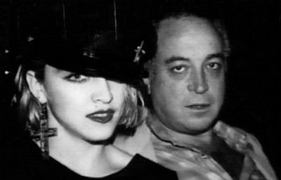 Seymour Stein & Madonna