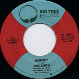Track Recorders - Big Foot 45-bb