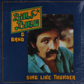 Track Recorders - Bill Blue Band Thunder LP