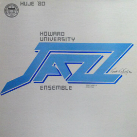 Track Recorders - Howard University Jazz Ensemble 80