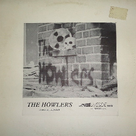 Track Recorders - Howlers LP