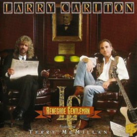 Track Recorders - Larry Carlton LP