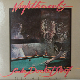 Track Recorders - Nighthawks Side Pocket Shot