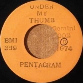 Track Recorders - Pentagram 45