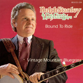 Track Recorders - Ralph Stanley LP