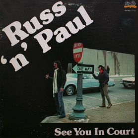 Track Recorders - Russ & Paul-a