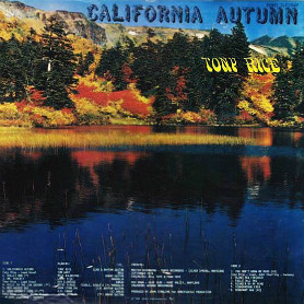 Track Recorders - Tony Rice California Autumn LP