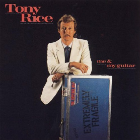 Track Recorders - Tony Rice Me & My Guitar LP