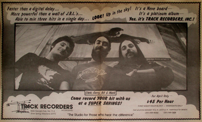 Track Recorders ad - 1980 (hi res ver)
