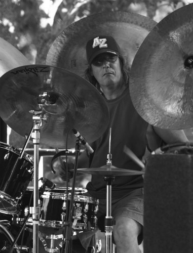 Paul Sears - drummer