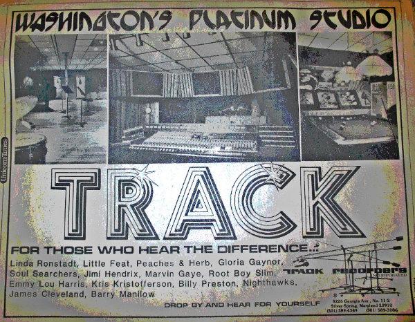 Track ad - 1979