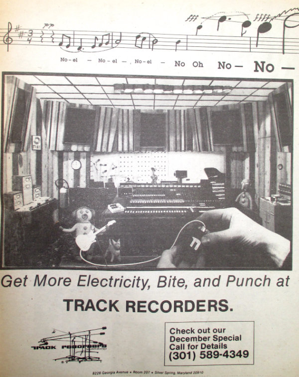 Track ad - 1980 (Mr Bill)