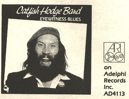 Catfish Hodge - Unicorn Times (December 1979)